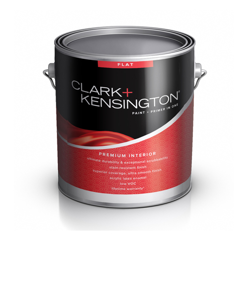Краска Clark Kensington Flat Enamel