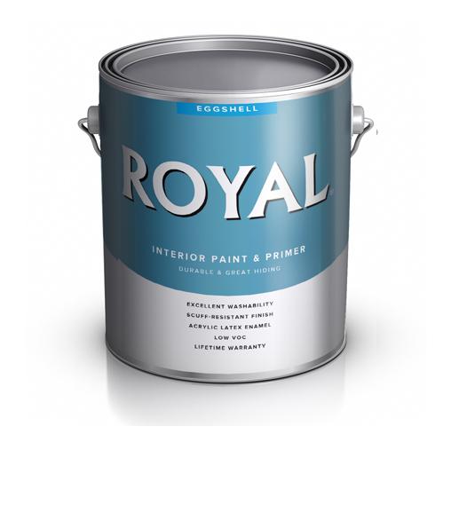 Краска Royal Eggshell
