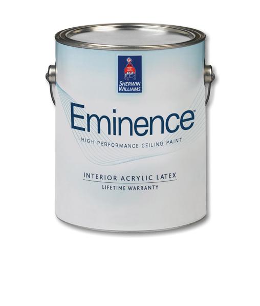 Потолочная краска Eminence High Performance Ceiling Paint