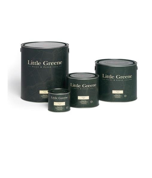 Краска Intelligent Eggshell Little Greene