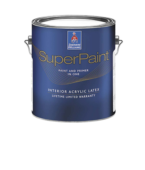 Краска SuperPaint Interior Latex Flat