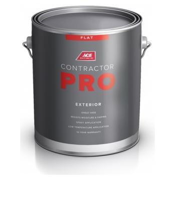 Краска Contractor PRO Flat Exterior