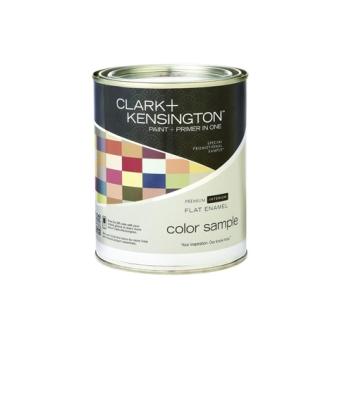 Пробник Clark Kensington Paint Primer in one Satin Premium Color