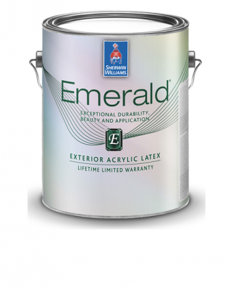 Краска Emerald Exterior