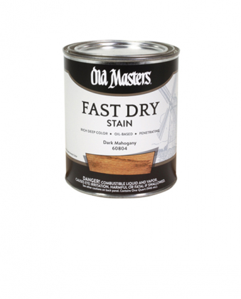 Пропитка Old Masters Fast Dry Wood Stain